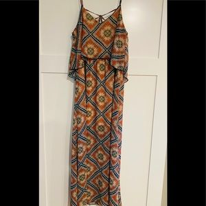 Charlotte Russe Maxi Dress